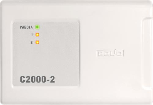Болид c2000-кдл контроллер двухпроводной линии связи